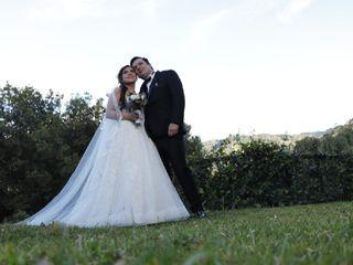 El matrimonio de Ximena  y Felipe  2