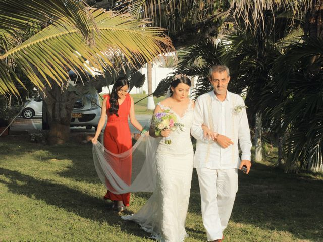 El matrimonio de Carlos y María en Barranquilla, Atlántico 40