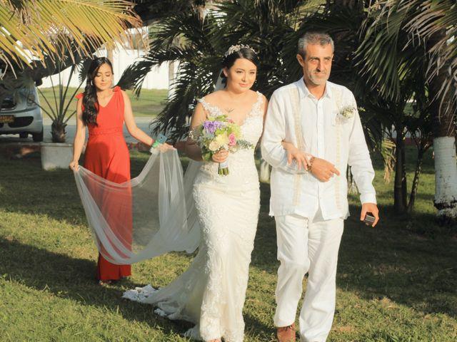 El matrimonio de Carlos y María en Barranquilla, Atlántico 41