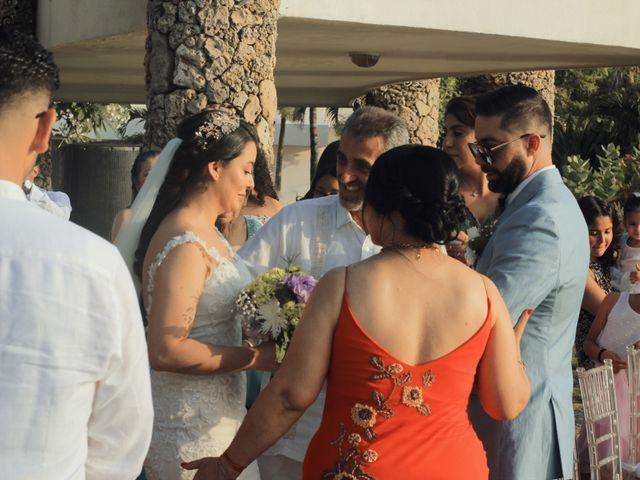 El matrimonio de Carlos y María en Barranquilla, Atlántico 43