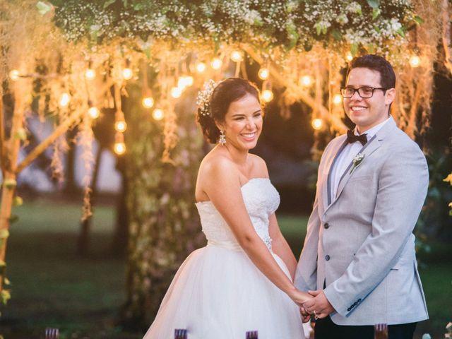 El matrimonio de Andrea y Juan David