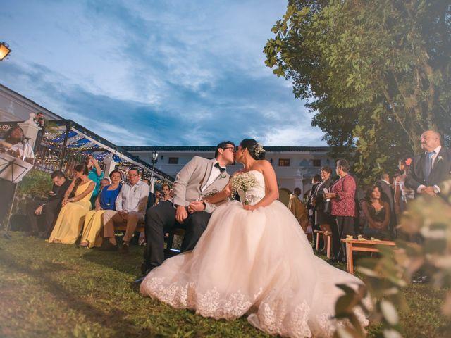 El matrimonio de Juan David y Andrea en Popayán, Cauca 14