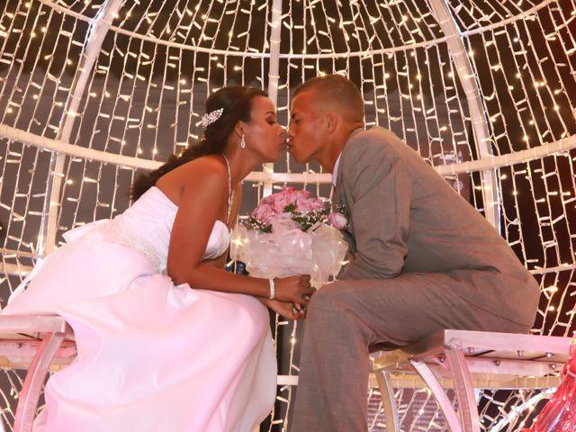 El matrimonio de Catherine y Cristian