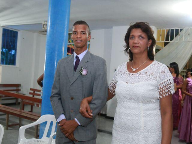 El matrimonio de Cristian y Catherine en Cartagena, Bolívar 5