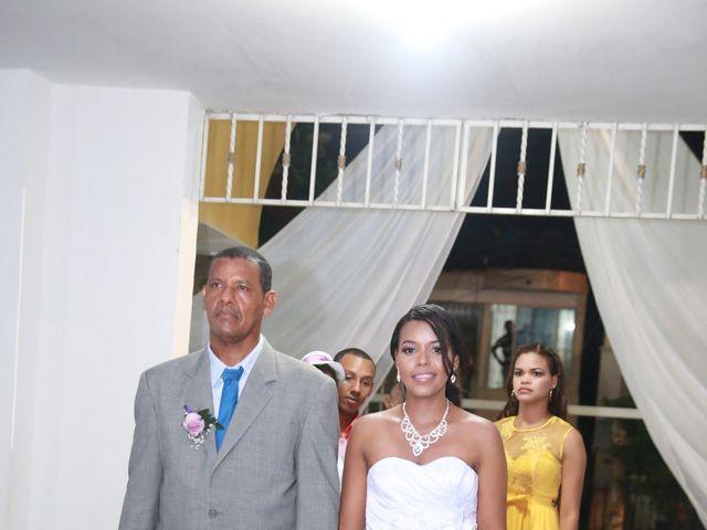 El matrimonio de Cristian y Catherine en Cartagena, Bolívar 11