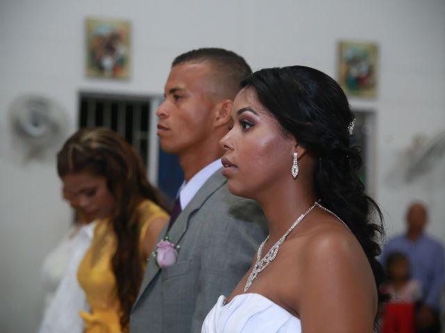 El matrimonio de Cristian y Catherine en Cartagena, Bolívar 13