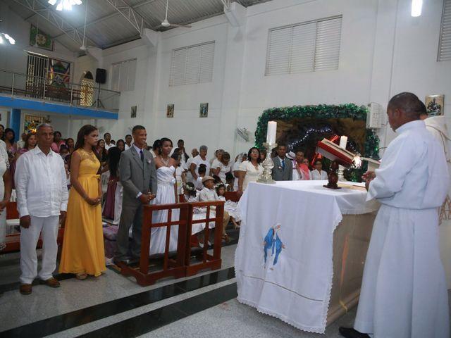 El matrimonio de Cristian y Catherine en Cartagena, Bolívar 14