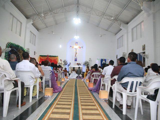 El matrimonio de Cristian y Catherine en Cartagena, Bolívar 16