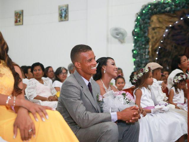 El matrimonio de Cristian y Catherine en Cartagena, Bolívar 17