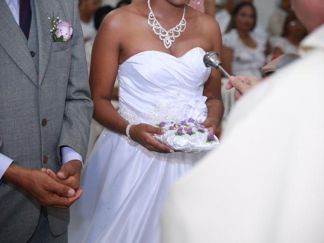 El matrimonio de Cristian y Catherine en Cartagena, Bolívar 18