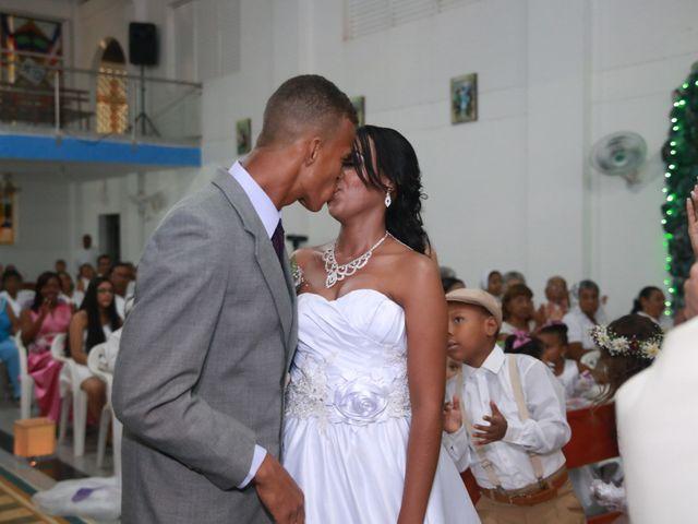El matrimonio de Cristian y Catherine en Cartagena, Bolívar 19