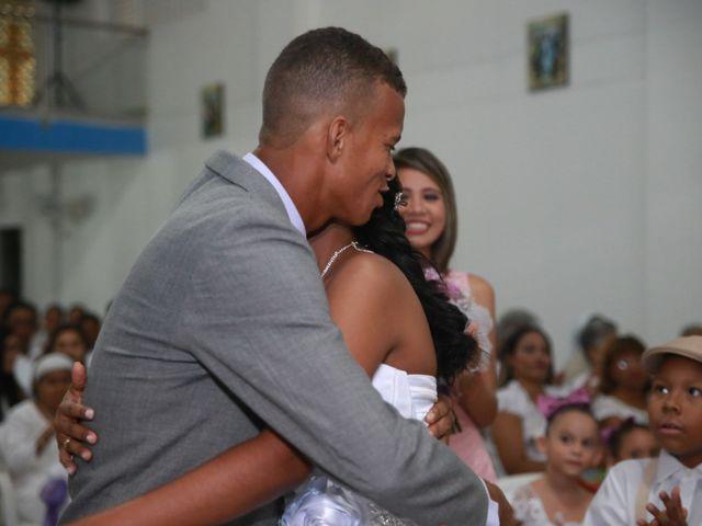 El matrimonio de Cristian y Catherine en Cartagena, Bolívar 20
