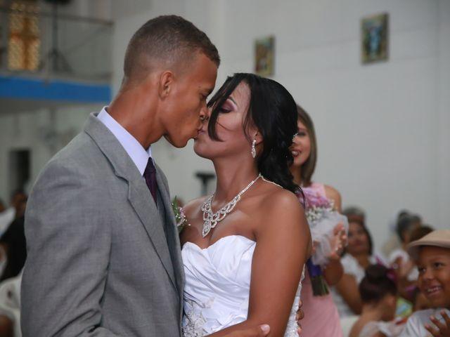 El matrimonio de Cristian y Catherine en Cartagena, Bolívar 21