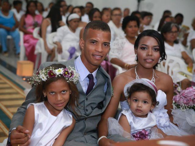 El matrimonio de Cristian y Catherine en Cartagena, Bolívar 22