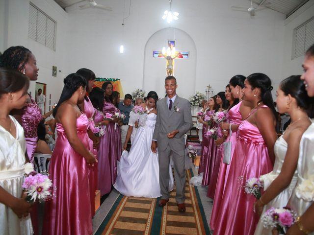 El matrimonio de Cristian y Catherine en Cartagena, Bolívar 25