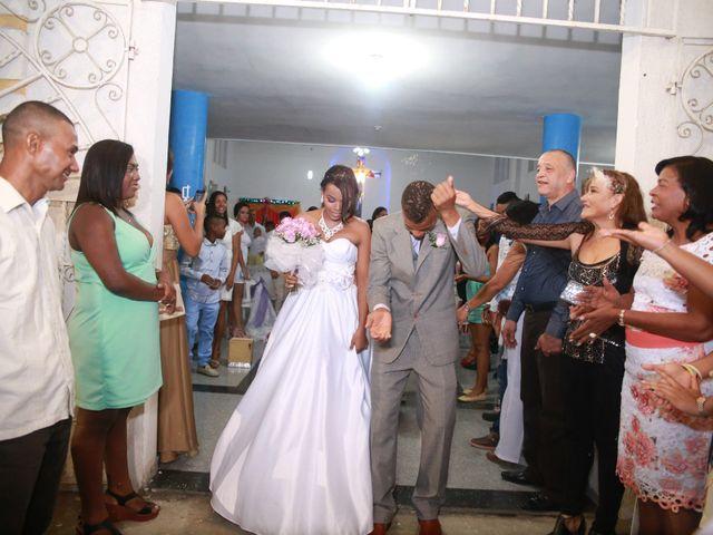 El matrimonio de Cristian y Catherine en Cartagena, Bolívar 26
