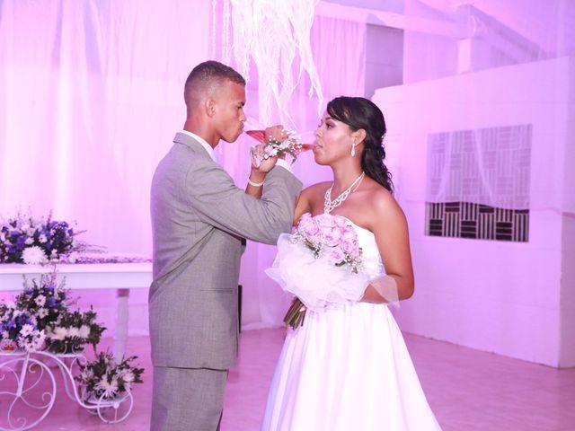 El matrimonio de Cristian y Catherine en Cartagena, Bolívar 31