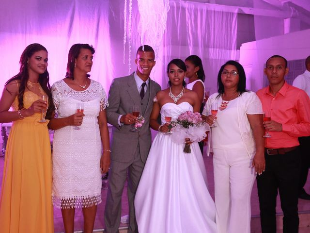 El matrimonio de Cristian y Catherine en Cartagena, Bolívar 32