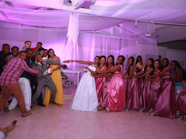 El matrimonio de Cristian y Catherine en Cartagena, Bolívar 40