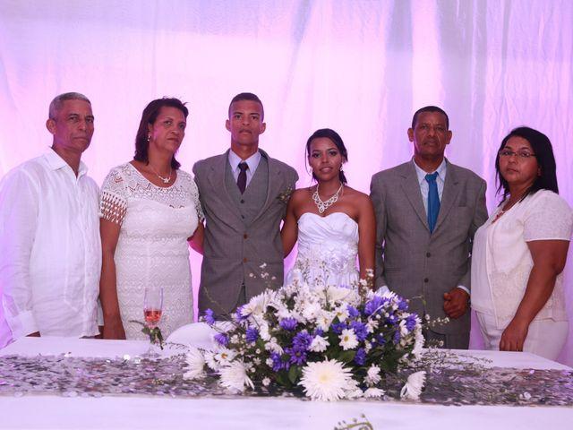 El matrimonio de Cristian y Catherine en Cartagena, Bolívar 47