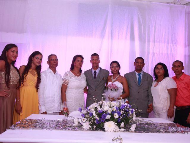 El matrimonio de Cristian y Catherine en Cartagena, Bolívar 48