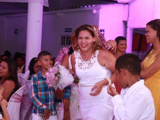 El matrimonio de Cristian y Catherine en Cartagena, Bolívar 56