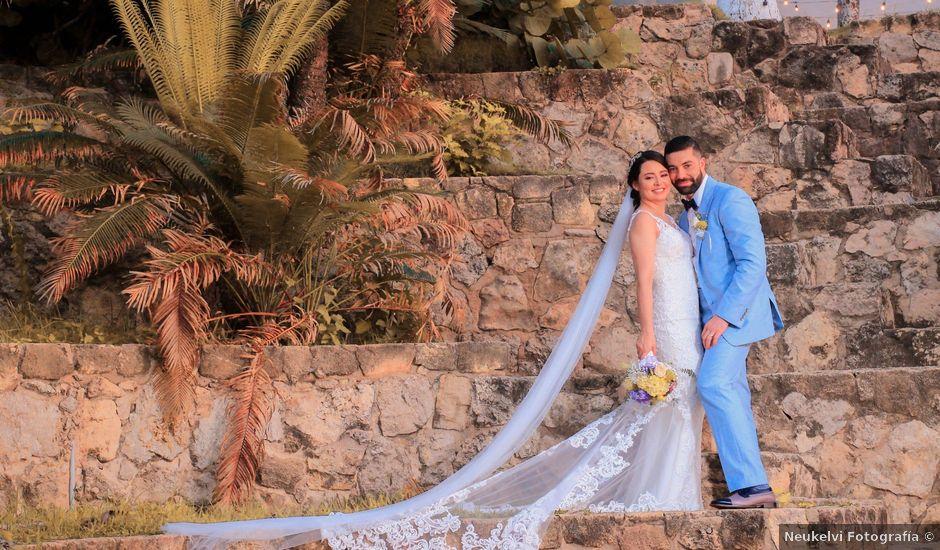 El matrimonio de Carlos y María en Barranquilla, Atlántico