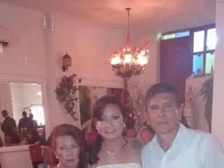 El matrimonio de Karol  y Óscar  2