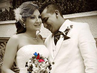 El matrimonio de Karol  y Óscar