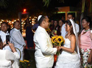 El matrimonio de José y Diana
