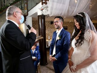 El matrimonio de Jhon y Juliana 3