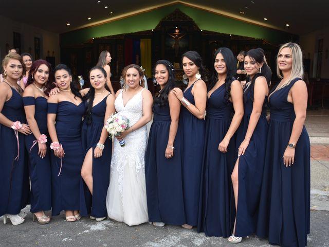 El matrimonio de Juliana y Jefferson en Medellín, Antioquia 4