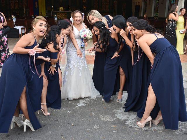 El matrimonio de Juliana y Jefferson en Medellín, Antioquia 5