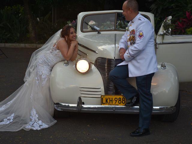 El matrimonio de Juliana y Jefferson en Medellín, Antioquia 1