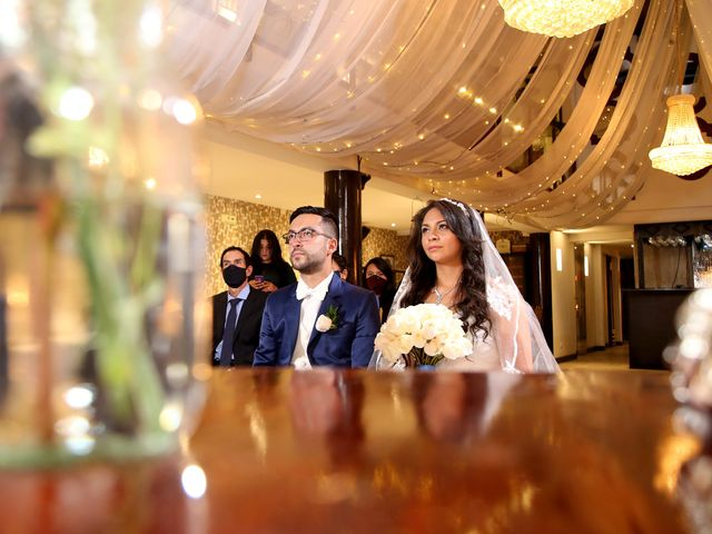 El matrimonio de Juliana y Jhon en Bogotá, Bogotá DC 1