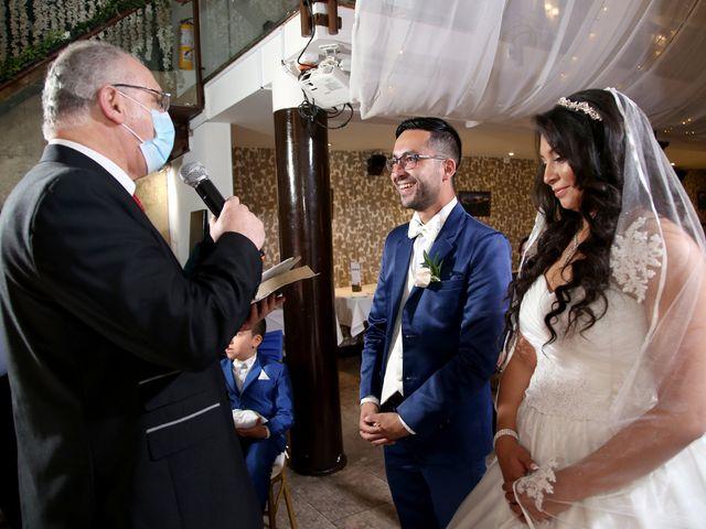 El matrimonio de Juliana y Jhon en Bogotá, Bogotá DC 2