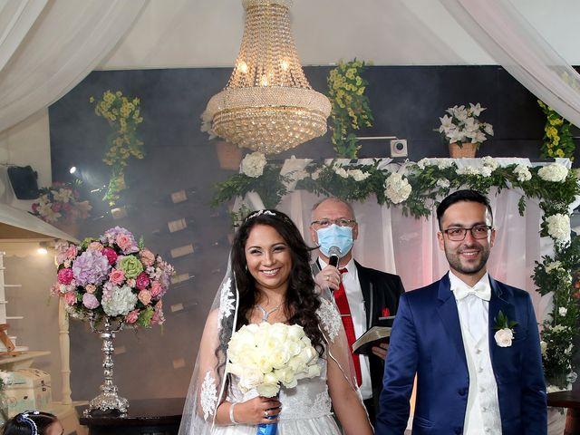 El matrimonio de Juliana y Jhon en Bogotá, Bogotá DC 6