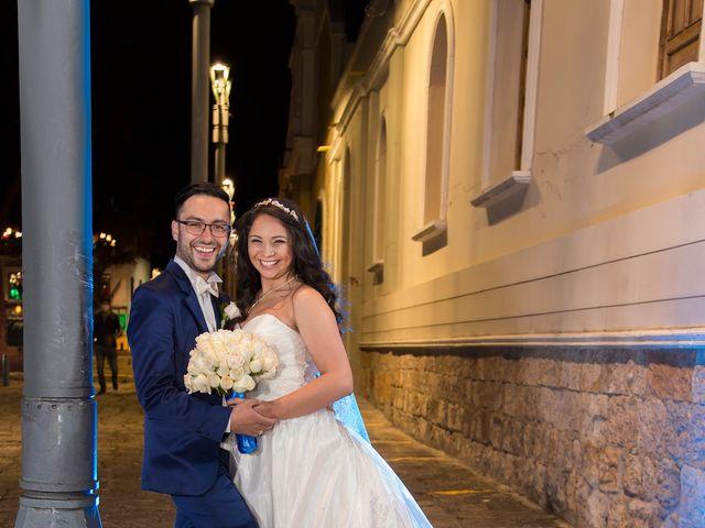 El matrimonio de Juliana y Jhon en Bogotá, Bogotá DC 8
