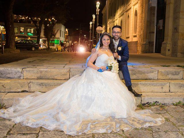 El matrimonio de Jhon y Juliana