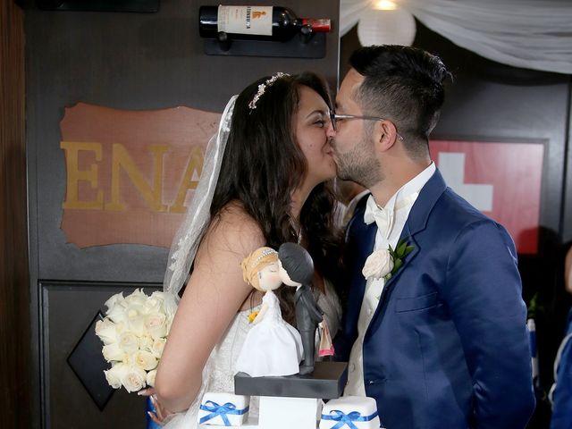 El matrimonio de Juliana y Jhon en Bogotá, Bogotá DC 13