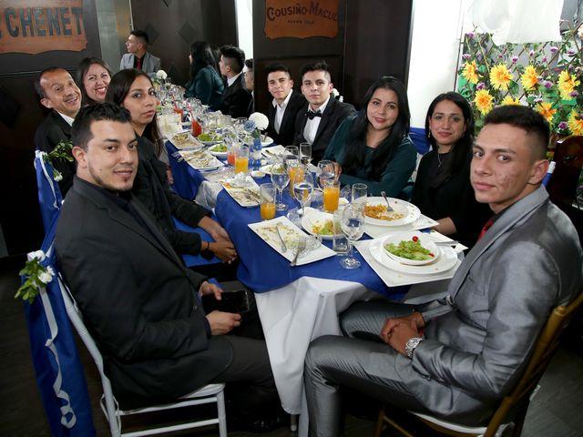 El matrimonio de Juliana y Jhon en Bogotá, Bogotá DC 15
