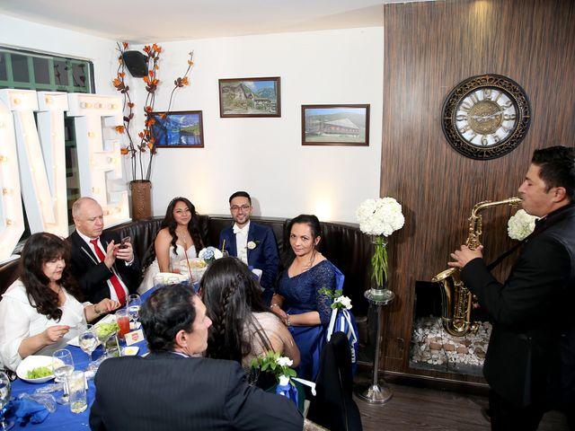 El matrimonio de Juliana y Jhon en Bogotá, Bogotá DC 16