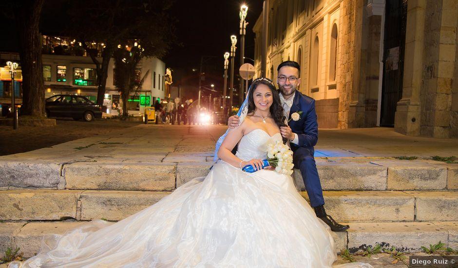 El matrimonio de Juliana y Jhon en Bogotá, Bogotá DC