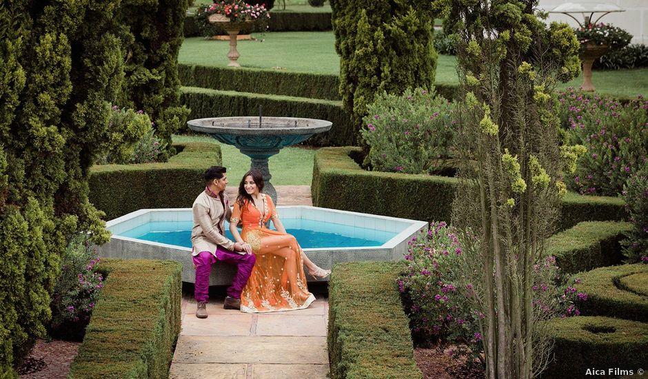 El matrimonio de Jig y Linda en Bogotá, Bogotá DC