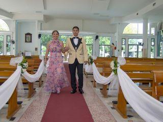 El matrimonio de Alberto y Jennifer 1