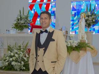 El matrimonio de Alberto y Jennifer 2