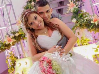 El matrimonio de Estefanía y Alejandro