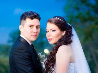 El matrimonio de Diana  y Adrián