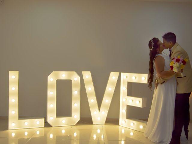 El matrimonio de Jennifer y Alberto en Barranquilla, Atlántico 10