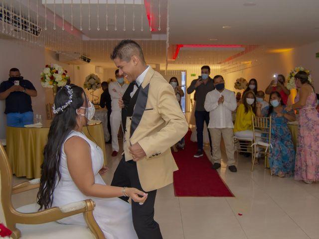 El matrimonio de Jennifer y Alberto en Barranquilla, Atlántico 11